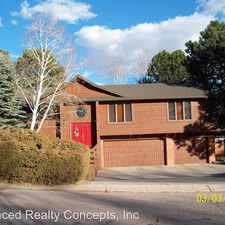Rental info for 2527 Rimrock Drive