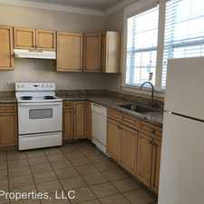 Rental info for 2926 Republic in the New Orleans area