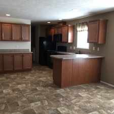 Rental info for Redman 1456 Sq Ft all drywall sectional home.