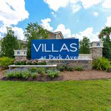 Rental info for Villas at Park Avenue in the 31322 area