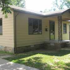 Rental info for 1404 W 21st
