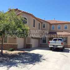 Rental info for 1554 E DEBBIE DR - 5BR 2BA - Ocotillo/Gantzel - GREAT HOME READY TO MOVE INTO! REFRIGERATOR/WASHER/DRYER INCLUDED WITH APPROVED LEASE! CALL TODAY!