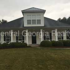Rental info for 4 Bedroom Home In Excellent Condition