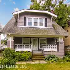 Rental info for 3314 Altamont in the Cleveland Heights area