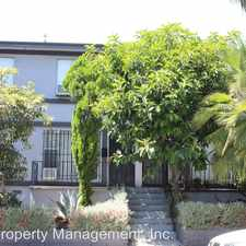 Rental info for 1001 N Curson Ave # 2 in the Los Angeles area