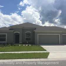 Rental info for 12293 Sabal Palmetto Place in the Meadow Woods area
