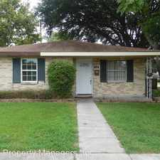 Rental info for 528 E TEMPLE PL in the Kenner area