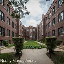 Rental info for 1351-1359 W Touhy Ave