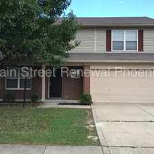 Rental info for 7110 Tassel Meadow Dr - 2 Story Home in Perry Township! in the Glenn's Valley area