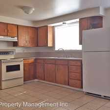 Rental info for 306 20th Ave N