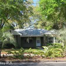 Rental info for 1020 E Hanna Pl in the Old Seminole Heights area