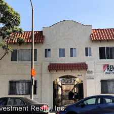 Rental info for 1846 Olive Ave - 03 in the Central Long Beach area