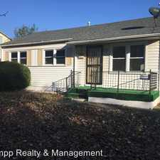 Rental info for 5021 Broadmoor Blvd in the Newburg area