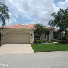 Rental info for 13030 Shoreside Ct. - Silver Lakes at Gateway 13030 in the Lehigh Acres area