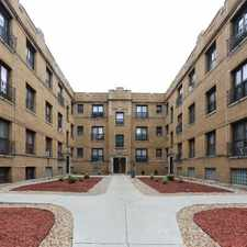 Rental info for N Halsted St & W Roscoe St in the Lakeview area
