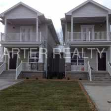 Rental info for AMAZING TOWNHOUSE NEAR 12 SOUTH in the South Nashville area