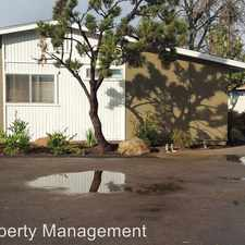 Rental info for 782A South Anza in the San Diego area