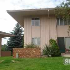 Rental info for Two Bedroom In Colorado Springs in the Colorado Springs area