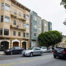 Rental info for 520 SCOTT Apartments in the Alamo Square area