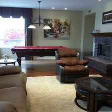 Rental info for Incredible Panoramic Home With Over 4300 Sqft. in the 92887 area