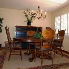 Rental info for Wonderful Waterfront Home In San Rafael With De...