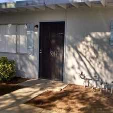 Rental info for 2 Bedroom, 1 Bath Apartment For Rent In, CA in the Banning area