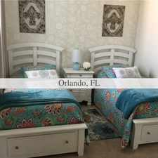 Rental info for House For Rent In ORLANDO. in the Eagles Nest area
