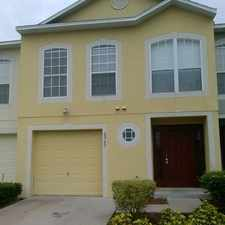 Rental info for Townhouse In Eagle Bay Ready For New Tenants Soon in the Buenaventura Lakes area