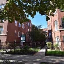 Rental info for 4424-4432 N. WOLCOTT 4424-3B in the Ravenswood area