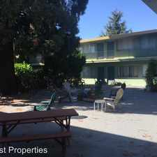 Rental info for 2450 Milvia St. in the Oakland area