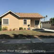 Rental info for 1633 W. 255th Street in the Los Angeles area