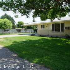 Rental info for 5951 North Pierce Park Lane in the Boise City area