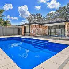Rental info for Executive Living - Swimming Pool in the Brisbane area