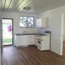 Rental info for 2 BEDROOM UNIT CLOSE TO BEACH AND PARK!! NEWLY RENOVATED in the Yeppoon area