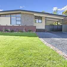 Rental info for RENOVATED 3 BEDROOM BEAUTY WITH RUMPUS ROOM! in the Adelaide area