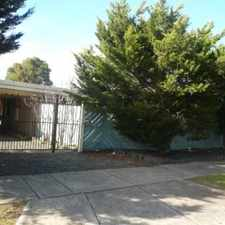 Rental info for Conveniently located family home!