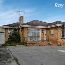 Rental info for LARGE HOME IN UNBEATABLE LOCATION! in the Melbourne area