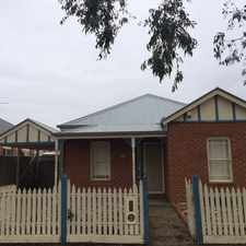 Rental info for Lovely Town Cottage in the Melbourne area