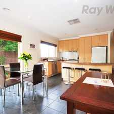 Rental info for A PLACE TO CALL HOME! in the Croydon North area