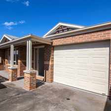Rental info for Lifestyle Plus! in the Bell Park area