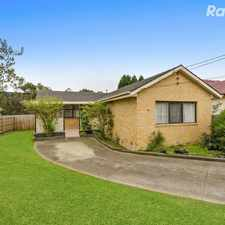 Rental info for Convenient Location, Easy-Care Living in the Dandenong North area
