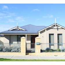 Rental info for Spacious Family Home in the Wattleup area
