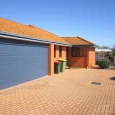 Rental info for Neat and Cosy Unit in the Bunbury area