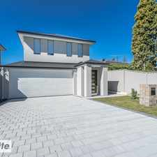 Rental info for *** STUNNING BRAND NEW HOME ***
