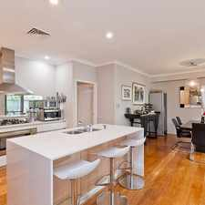 Rental info for Excellent Claremont Location in the Perth area