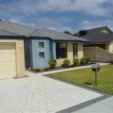 Rental info for SPACIOUS 4 BEDROOM FAMILY HOME in the Perth area