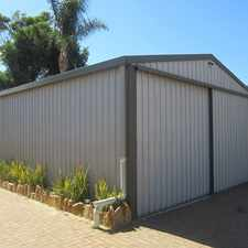Rental info for SWAN VIEW BORDER - HUGE POWERED WORKSHOP WITH SIDE ACCESS