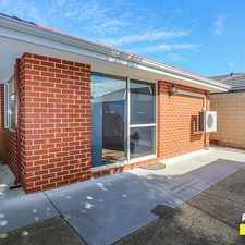 Rental info for Set Close to the Forum! in the Perth area