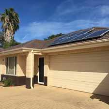 Rental info for SECURE UNIT, SOLAR POWER & DUCTED AIR!