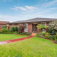 Rental info for MAGNIFICENT HOME IN THE HEART OF GLADSTONE PARK! in the Melbourne area